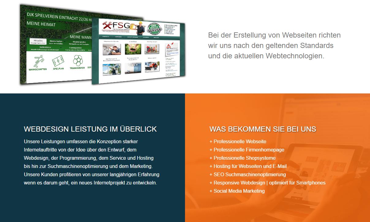 Webdesign Hamm » ein starker Auftritt für mehr Kunden & Umsatz